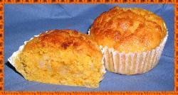 apfel möhren muffins